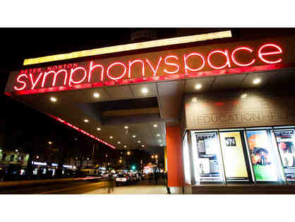 Symphony Space - One Year Membership