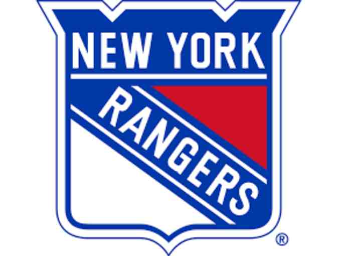 Two (2) Tickets to a NY Rangers Game In A Luxury MSG Sky Box - Photo 1