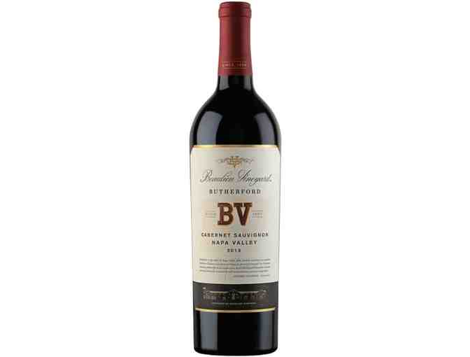 BV Beaulieu Vineyard 2015 Cabernet Sauvignon (6 Bottles)