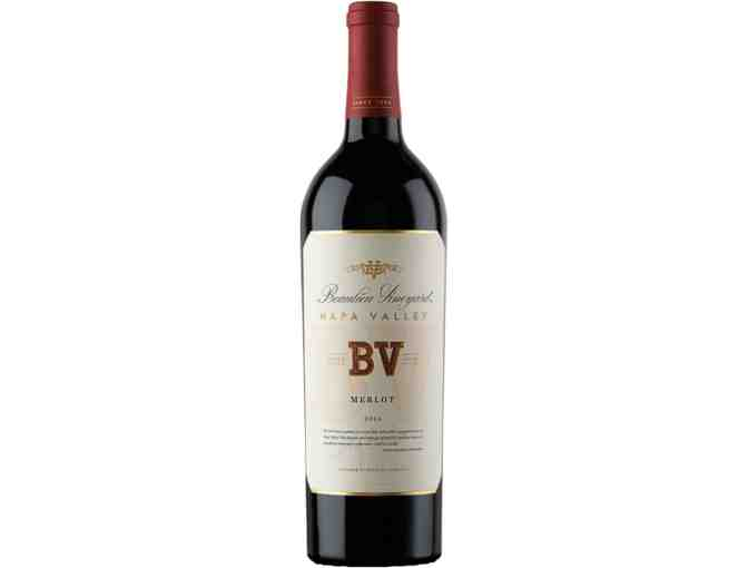 BV- Beaulieu Vineyard Merlot (11 Bottles)