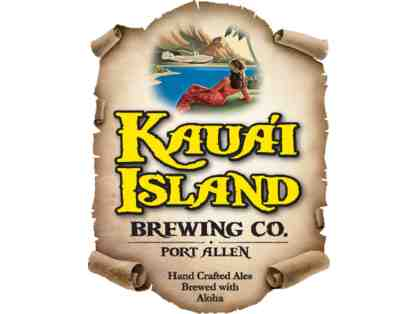 Kaua'i Island Brewery and Grill $25 Gift Certificate