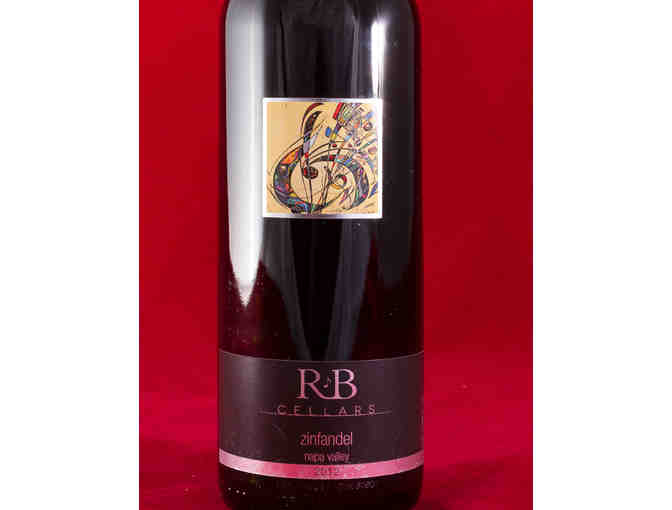 Wine Tasting for 4 with Kevin and Barbara Brown of R&B Cellars plus 3 bottles