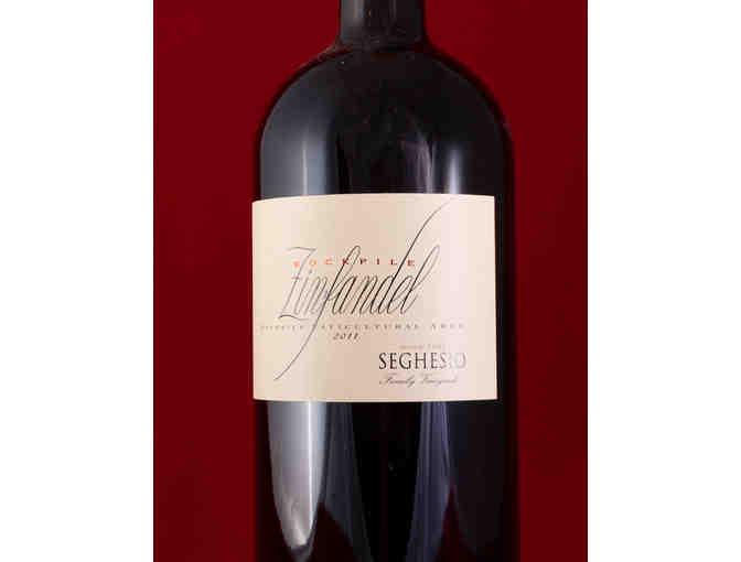 Seghesio Rockpile Big Bottle