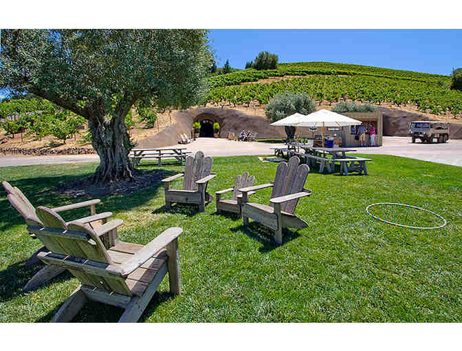 Bella Vineyards and Wine Cave - Magnum plus Mix-It-Up Barrel Blending Tour for 4 Guests