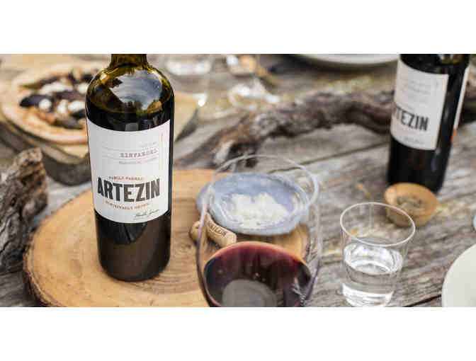 Artezin - Artistic Expression in Napa Valley for 6 guests