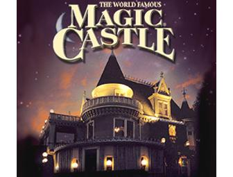 Magic Castle Guest Access Passes