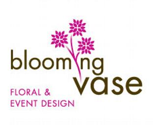 Blooming Vase, Burlingame