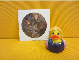 AMC:  Small duck(s) -- Jill Larson + CD
