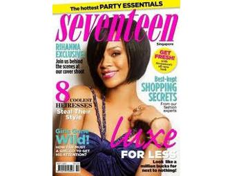 A Day at Seventeen Magazine!!!!!