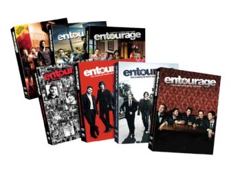 HBO Series Box Set of Entourage