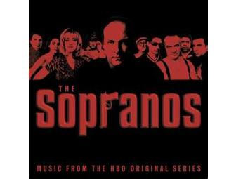 HBO Series Box Set of The Sopranos