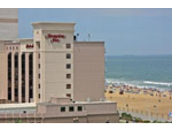 Hampton Inn Virginia Beach Oceanfront - 2 nights