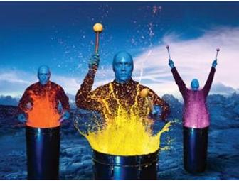 Blue Man Group in Boston - Two (2) Tickets