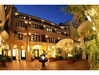 Garden Court Hotel in Palo Alto, CA: One Weekend Night for two in deluxe queen room