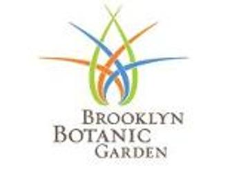 Brookly Botanic Garden (New York City): Free Family Pass for one year