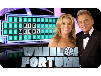 Wheel of Fortune VIP Tickets & Memorabilia - Culver, CA