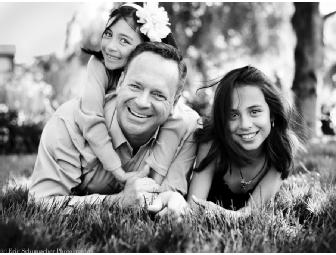 Family Photography Portrait Session with Eric Schumacher