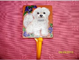 Bichon Wall Hook