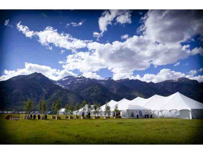2014 Jackson Hole Wine Auction Festival Passes for Two