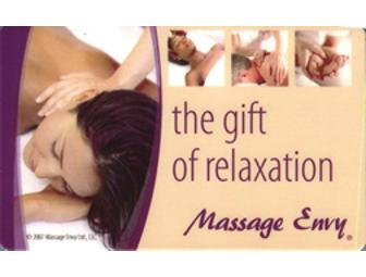 Massage Envy $125 Gift Card