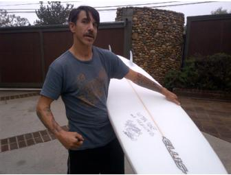 Art Board by Anthony Kiedis