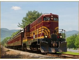 Conway Scenic Railroad - Familly Pass