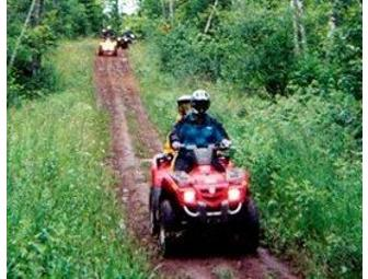 NEK Adventures - 2 Hour guided ATV tour for two!