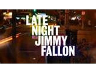 VIP Tickets to Late Night with Jimmy Fallon