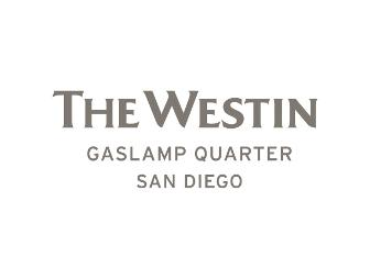 2 nights Westin Gaslamp San Diego + $100 cert to George on the Cove La Jolla