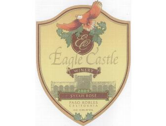 2009 Eagle Castle Syrah Rose