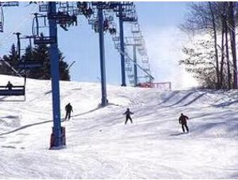 MOHAWK Mountain Ski Area - (2) Adult all-day Lift Tickets