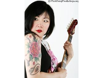 Meet Margaret Cho at an upcoming show
