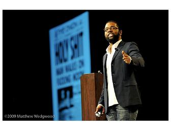 Lunch with Baratunde Thurston + a tour of The Onion