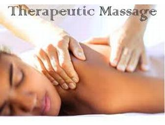Therapeutic Massage by Mary Jo Boisvert