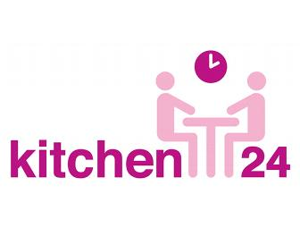 TWO FIFTY DOLLAR VOUCHERS TO KITCHEN 24 IN LOS ANGELES NO. 2