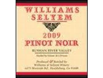 2009 Williams Selyem Russian River Valley Pinot Noir