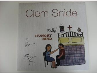 SIGNED Clem Snide - Hungry Bird