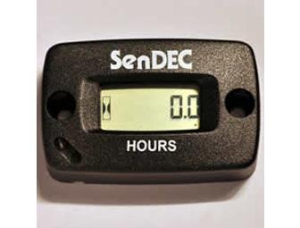 Engine Hour Meters from the Sendec Corporation