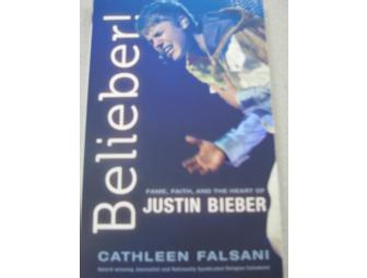'Belieber!:  Fame, Faith, and the Heart of Justin Bieber' by Cathleen Falsani
