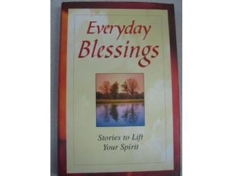'Everyday Blessings:  Stories to Lift Your Spirit' Hardback Book