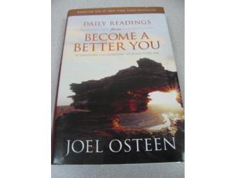 'Daily Readings from Become A Better You' by Joel Osteen